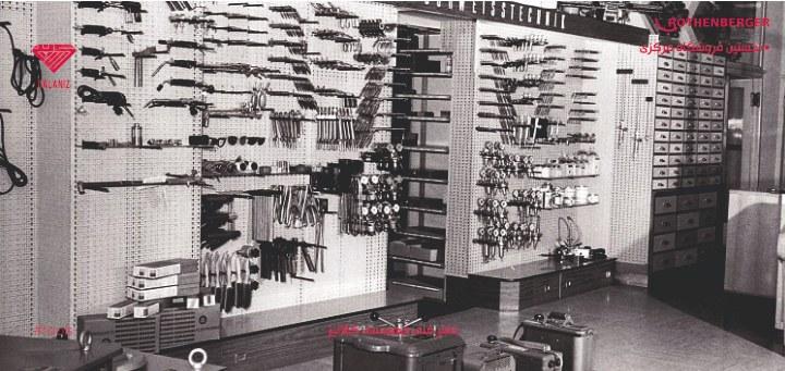 ابزار روتنبرگر آلمان - دفتر فنی مهندسی کالانیز
