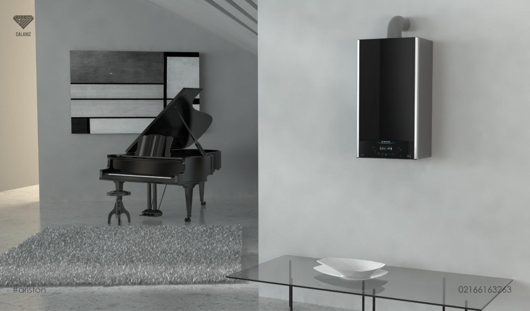 پکیج شوفاژ دیواری آریستون ایتالیا – مدل Alteas X
