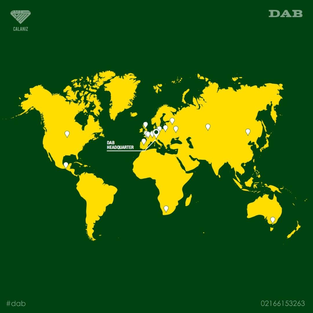 جت پمپ های (DAB) ایتالیا