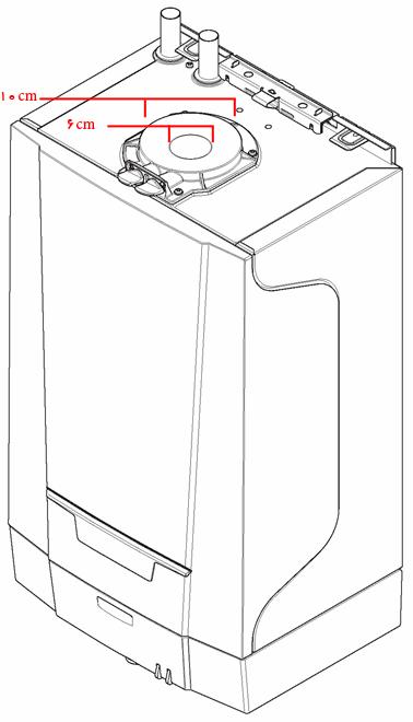 پکیج شوفاژ دیواری فن دار
