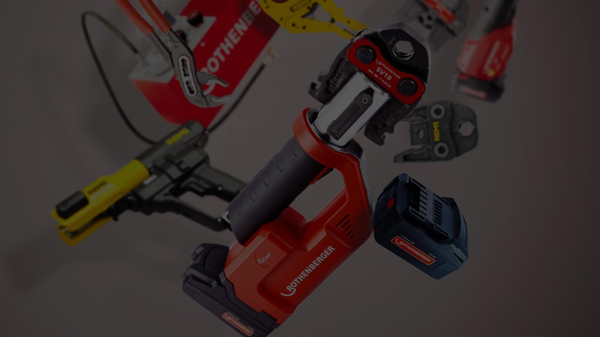 Tools reparing